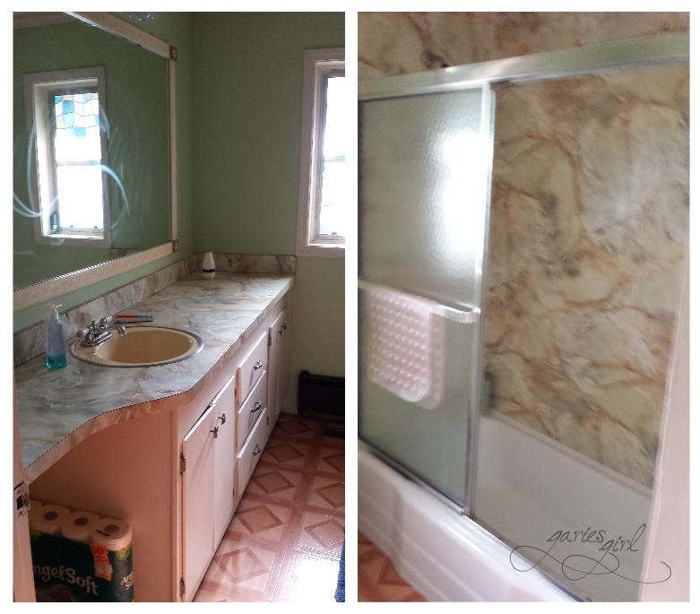 Bathroom - Before