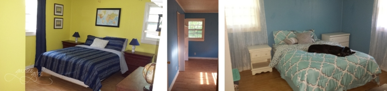 Kids Rooms - Before