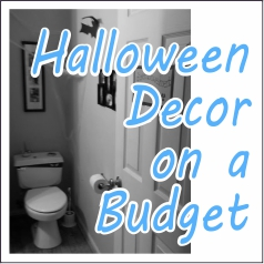 Halloween Decor on a Budget - GariesGirl