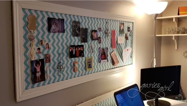 Corkboard After