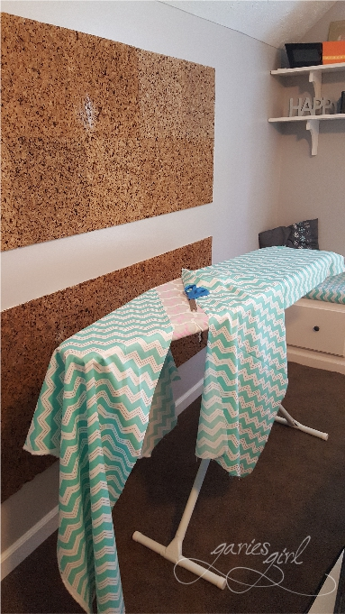 Corkboard Fabric