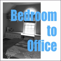 Bedroom to Office - The Back Story