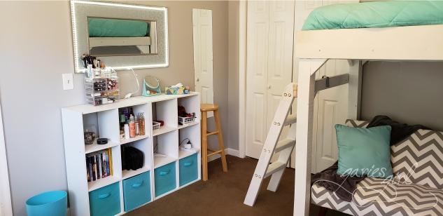 Sidney Bedroom Storage