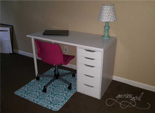 Sidney's Desk