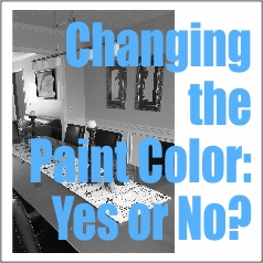 Changing the Paint Color