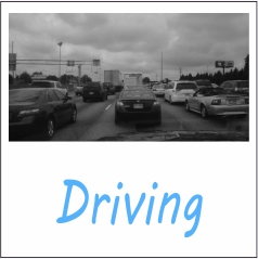 Life in the States - Driving