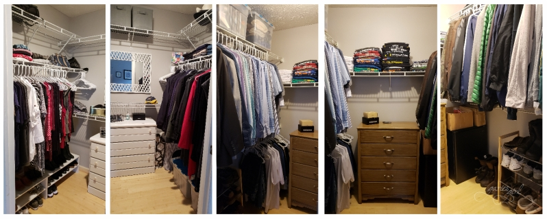 Closets - After