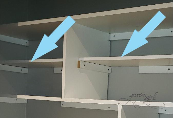 Pantry Shelf