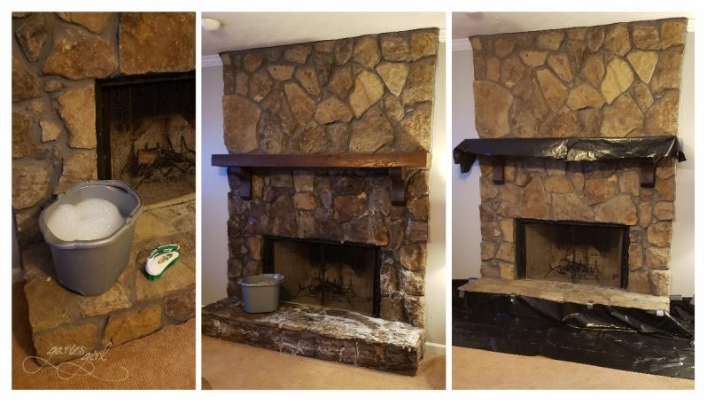 Fireplace - Prepwork