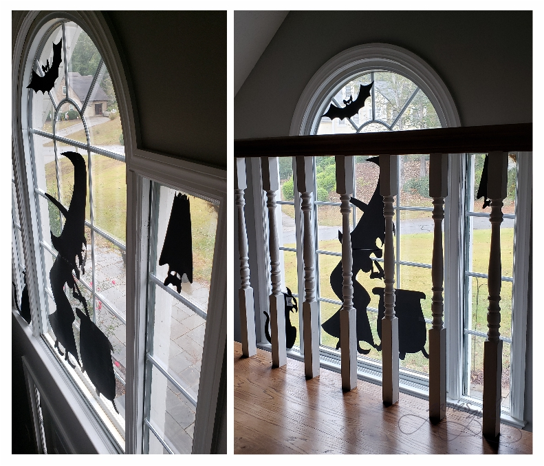 Halloween Cutouts 6