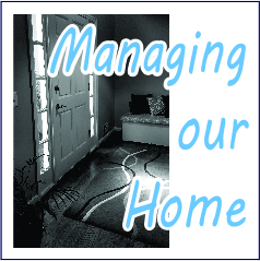 Managing Our Home - Garies Girl