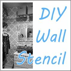 DIY Stencil Project