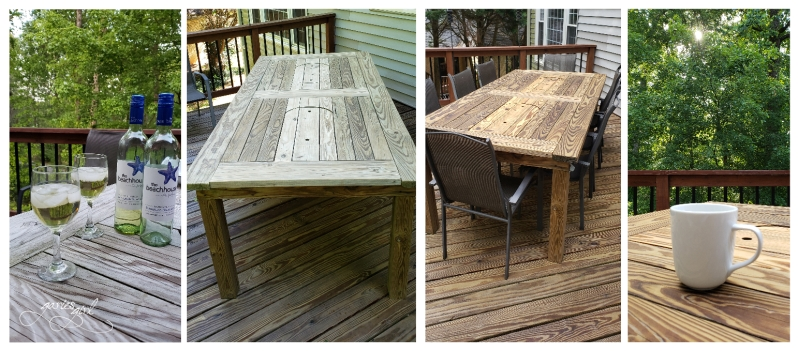 Deck Table Refresh