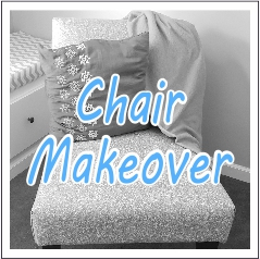 Garies Girl - Chair Makeover