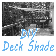 DIY Deck Shade - GariesGirl