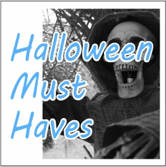 Halloween Must Haves - GariesGirl
