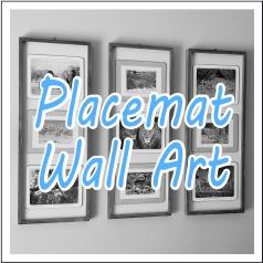 Placemat Art - Garies Girl