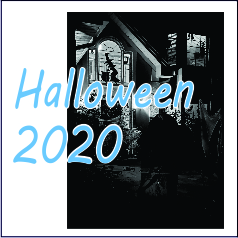 Halloween 2020 - Garies Girl