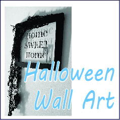 Halloween Wall Art - Garies Girl