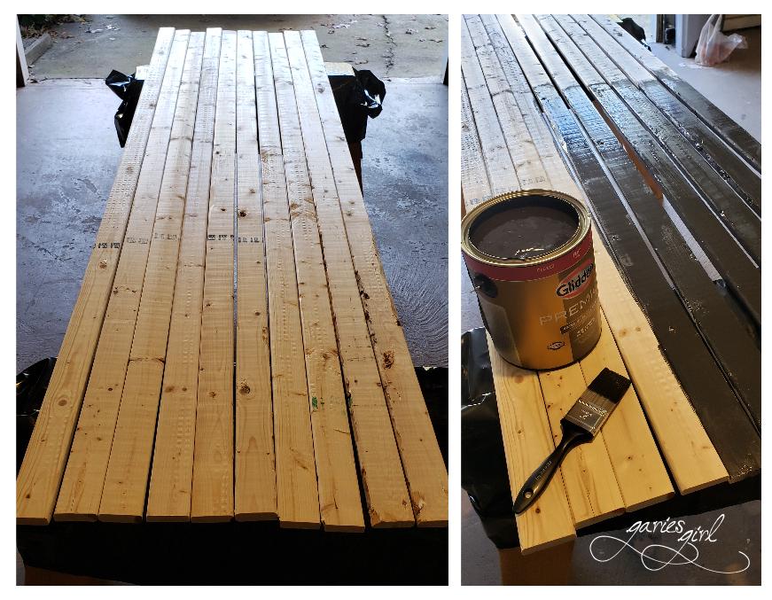 DIY Cover Deck Side - Garies Girl