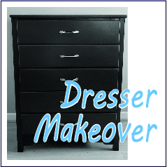 Dresser Makeover - Garies Girl