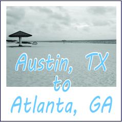 Life in the States - Austin to Atlanta - Garies Girl