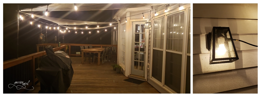Deck LED String Lights - Garies Girl