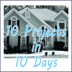 10 Projects in 10 Days - Garies Girl