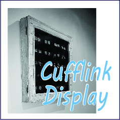 Cufflink Display - Garies Girl