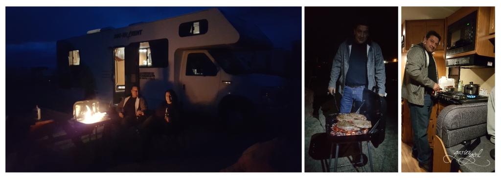 RV Trip - Garies Girl