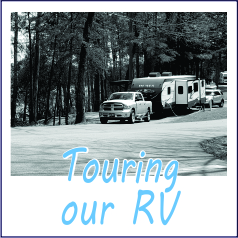 Touring our RV - Garies Girl