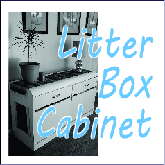 Litter Box Cabinet - Garies Girl