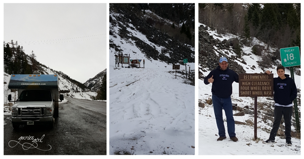 Day 5 Red Mountain Pass - Garies Girl