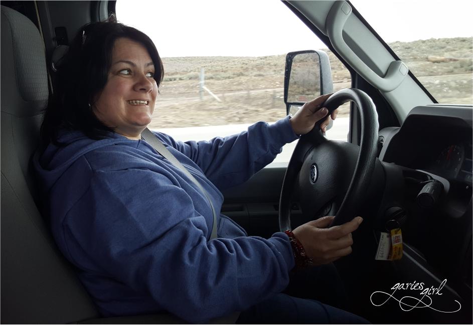 Day 5 Driving - Garies Girl