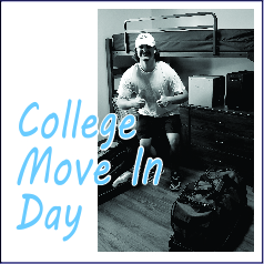 College Move In Day - Garies Girl