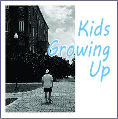 Kids Growing Up - Garies Girl