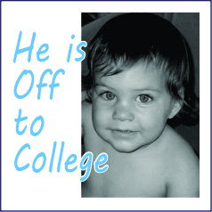 Life in the States - He is Off to College - Garies Girl
