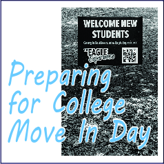 Life in the States - Preparing for College Move In Day - Garies Girl