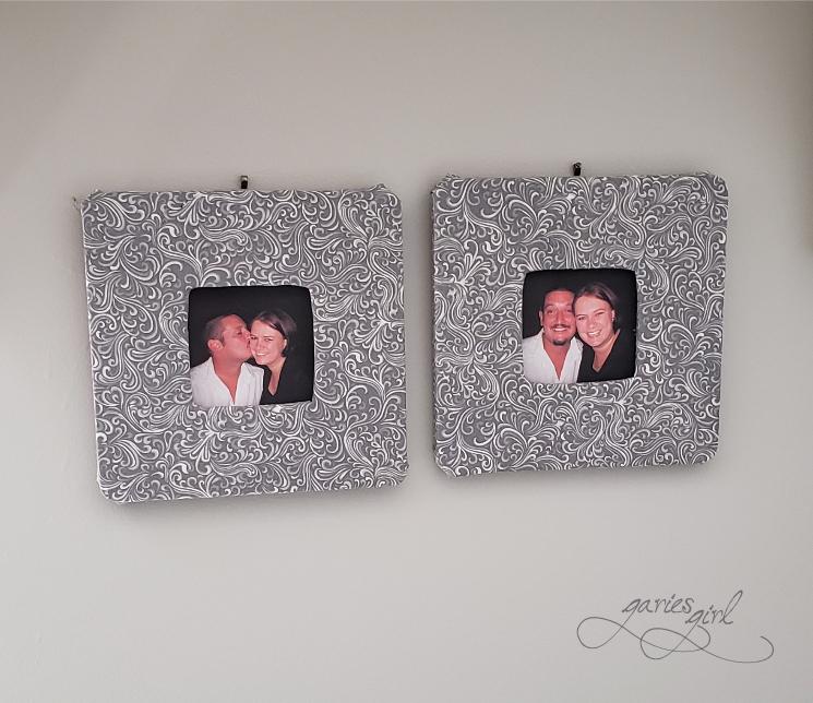Fabric - Photo Frames - Garies Girl