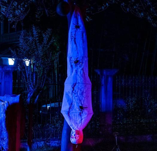 Halloween Cocoon Corpse - Garies Girl