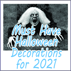 Halloween Must Haves for 2021 - Garies Girl